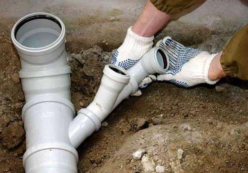 Установка, замена, прочистка и ремонт канализационных систем