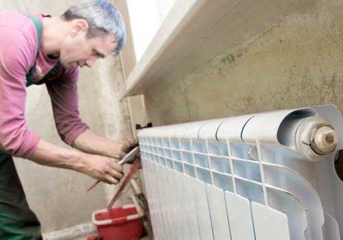 Установка, замена, монтаж, демонтаж любых радиаторов отопления
